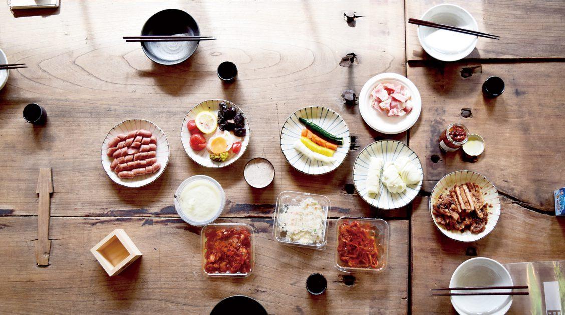 美酒と美肴のマリアージュ|fukunomo