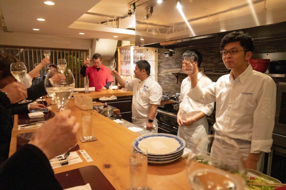 生産者と料理人がひとつになる街、いわき。    「東京出張! いわきごはん」レポート